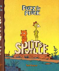 Cover Thumbnail for Fuzz & Pluck: Splitsville (Fantagraphics, 2008 series)
