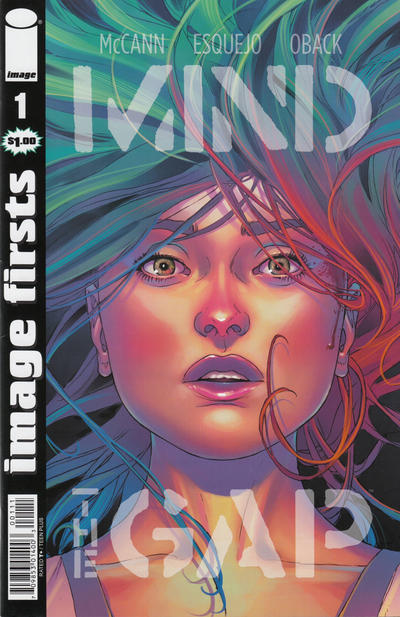 Cover for Image Firsts: Mind the Gap (Image, 2013 series) #1