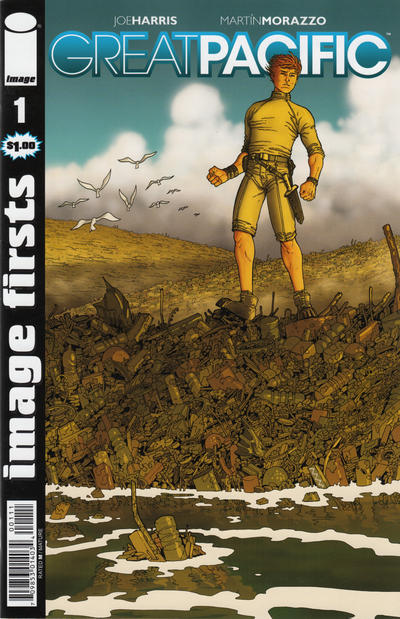 Cover for Image Firsts: Great Pacific (Image, 2013 series) #1