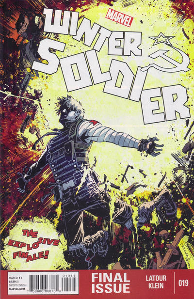Cover for Winter Soldier (Marvel, 2012 series) #19