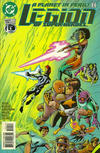 Cover for Legion of Super-Heroes (DC, 1989 series) #102