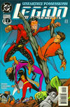 Cover for Legion of Super-Heroes (DC, 1989 series) #111