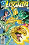 Cover for Legion of Super-Heroes (DC, 1989 series) #117