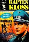 Cover for Kapten Kloss (Semic, 1971 series) #2 - Förrädaren