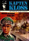 Cover for Kapten Kloss (Semic, 1971 series) #17 - Operation Eklöv