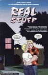 Cover for Real Stuff (Fantagraphics, 1990 series) #4