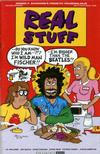 Cover for Real Stuff (Fantagraphics, 1990 series) #14