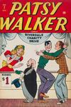 Cover for Patsy Walker (Marvel, 1945 series) #7