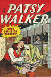 Cover for Patsy Walker (Marvel, 1945 series) #17