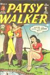 Cover for Patsy Walker (Marvel, 1945 series) #44