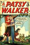 Cover for Patsy Walker (Marvel, 1945 series) #49