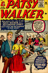 Cover for Patsy Walker (Marvel, 1945 series) #90