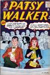 Cover for Patsy Walker (Marvel, 1945 series) #96