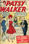 Cover for Patsy Walker (Marvel, 1945 series) #101