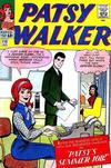Cover for Patsy Walker (Marvel, 1945 series) #110