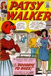 Cover for Patsy Walker (Marvel, 1945 series) #115