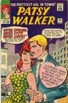 Cover for Patsy Walker (Marvel, 1945 series) #121