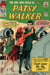 Cover for Patsy Walker (Marvel, 1945 series) #123
