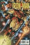 Cover for Iron Man (Marvel, 1998 series) #26