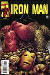 Cover for Iron Man (Marvel, 1998 series) #32