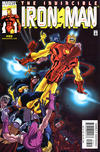 Cover for Iron Man (Marvel, 1998 series) #33