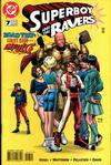 Cover for Superboy and the Ravers (DC, 1996 series) #7