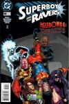 Cover for Superboy and the Ravers (DC, 1996 series) #10