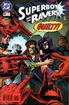 Cover for Superboy and the Ravers (DC, 1996 series) #11