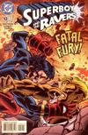 Cover for Superboy and the Ravers (DC, 1996 series) #12