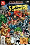 Cover for Superboy and the Ravers (DC, 1996 series) #14