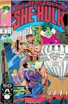 Cover for The Sensational She-Hulk (Marvel, 1989 series) #25