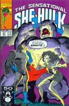 Cover for The Sensational She-Hulk (Marvel, 1989 series) #27