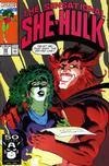 Cover for The Sensational She-Hulk (Marvel, 1989 series) #28