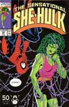 Cover for The Sensational She-Hulk (Marvel, 1989 series) #29