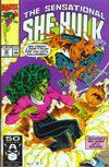 Cover for The Sensational She-Hulk (Marvel, 1989 series) #30