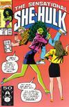 Cover for The Sensational She-Hulk (Marvel, 1989 series) #31