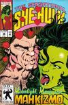 Cover for The Sensational She-Hulk (Marvel, 1989 series) #38