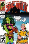 Cover for The Sensational She-Hulk (Marvel, 1989 series) #42