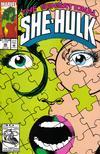 Cover for The Sensational She-Hulk (Marvel, 1989 series) #46