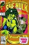 Cover for The Sensational She-Hulk (Marvel, 1989 series) #47