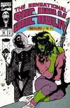 Cover for The Sensational She-Hulk (Marvel, 1989 series) #52