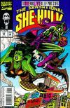 Cover for The Sensational She-Hulk (Marvel, 1989 series) #53