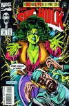 Cover for The Sensational She-Hulk (Marvel, 1989 series) #54