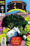 Cover for The Sensational She-Hulk (Marvel, 1989 series) #57