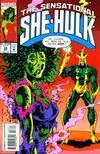 Cover for The Sensational She-Hulk (Marvel, 1989 series) #58