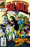 Cover for The Sensational She-Hulk (Marvel, 1989 series) #59