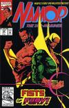 Cover for Namor, the Sub-Mariner (Marvel, 1990 series) #28
