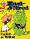 Cover for Karl-Alfred (Semic, 1972 series) #4