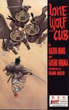 Cover for Lone Wolf and Cub (First, 1987 series) #4