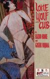 Cover for Lone Wolf and Cub (First, 1987 series) #16